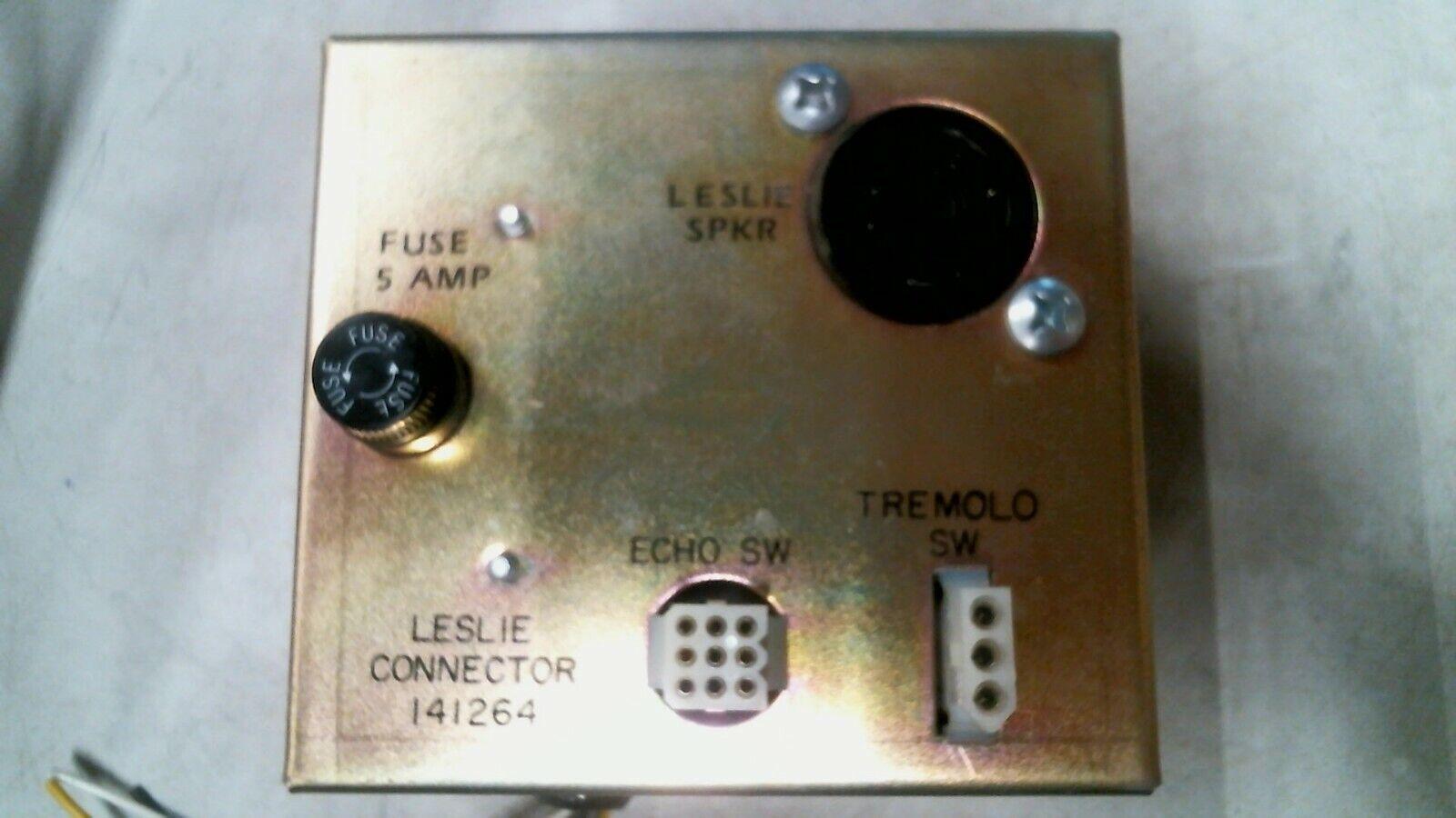 HAMMOND LESLIE 141264 CONNECTOR KIT 9 PIN LAUTER -FREIE SHIPPING