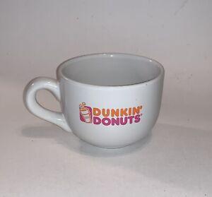 Short Ceramic Dunkin Donuts Coffee Hot Chocolate Mug Ebay