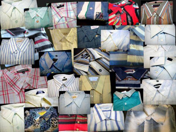 Sencillo Camisas, Manga Corta, Hombre, Polo, Jersey, Hawái, Otros, Vintage, 70/80/90-er J Alta Calidad Y Gastos Indirectos Bajos
