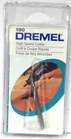 Dremel 1/8 High Speed Cutter 190 Attachment