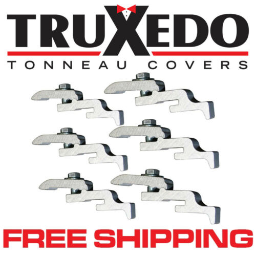 TruXedo 1117457 TonneauMate Clamp Kit 2008-2012 Ford F-150 w//Track System