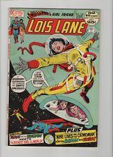 Superman's Girl Friend Lois Lane #123 - Batman & Robin App - 1972 (Grade 6.5) WH
