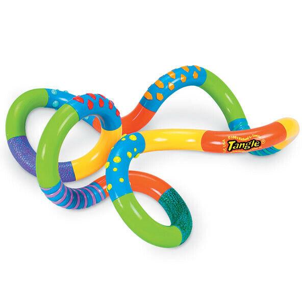 Sensory Tangle Puzzle Play Colour Dexterity Fun