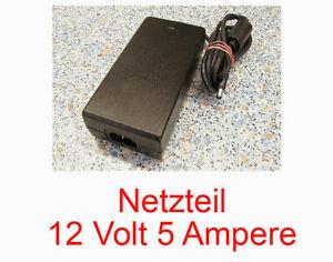 12v 5a 5,8 A Alimentateur Tft8000 Viewsonic Vg180 Pscv700101a Client Léger