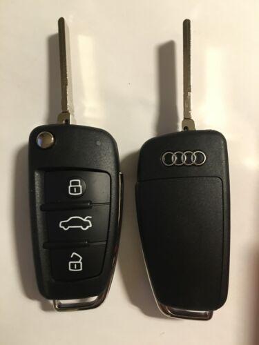 Clé Vierge Complète ID48 Audi A4 S4 RS4 QUATTRO CABRIOLET 8E0837220Q 8E0837220K