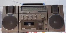 1985er SABA RCP 640 Stereo Radio Cassette Recorder  Ghetto Blaster Boombox