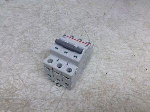 Eaton-Cutler-Hammer-D15-WMS3D15-415-V-3-Pole-15-Amp-Circuit-Breaker