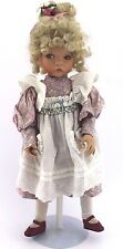 "Alte Dianna Effner Puppe "" Blond  "" 36 cm doll Mary Mary"