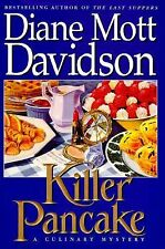 Killer Pancake by Dianne Mott Davidson Cooking Mystery for the soul $6.95