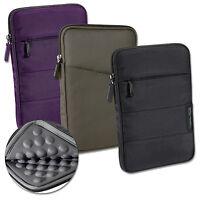 Tablet-pc Tasche, Schutz Hülle Etui Case Mit Zubehörfach Für 7 Zoll (17,8cm)