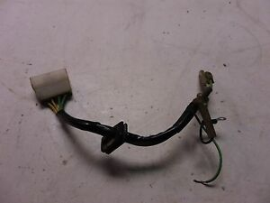 honda cbf four hmb engine stator wiring harness image is loading 1972 honda cb350f four hm420b engine stator wiring