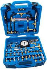 Benzin Druck Messer Tester Kraftstoffdruck Prüfgerät messen prüfen Kfz Werkzeug