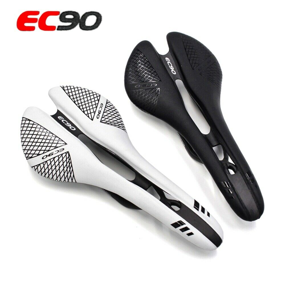 EC90 Saddles Carbon Road Fiets Zadel  Hollow Full Mountainbike Zadel Seat MTB  outlet factory shop