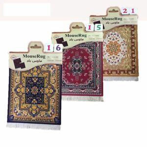 Mouse-Pad-Carpet-Mat-Rug-Retro-Style-Gaming-Mairuige-Persian-Mini-Woven-Pattern