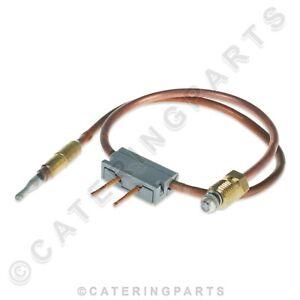 Komel Interrompu Gaz Thermocouple 400 Mm Coupé 17100003 Interrupteur Friteuse-afficher Le Titre D'origine