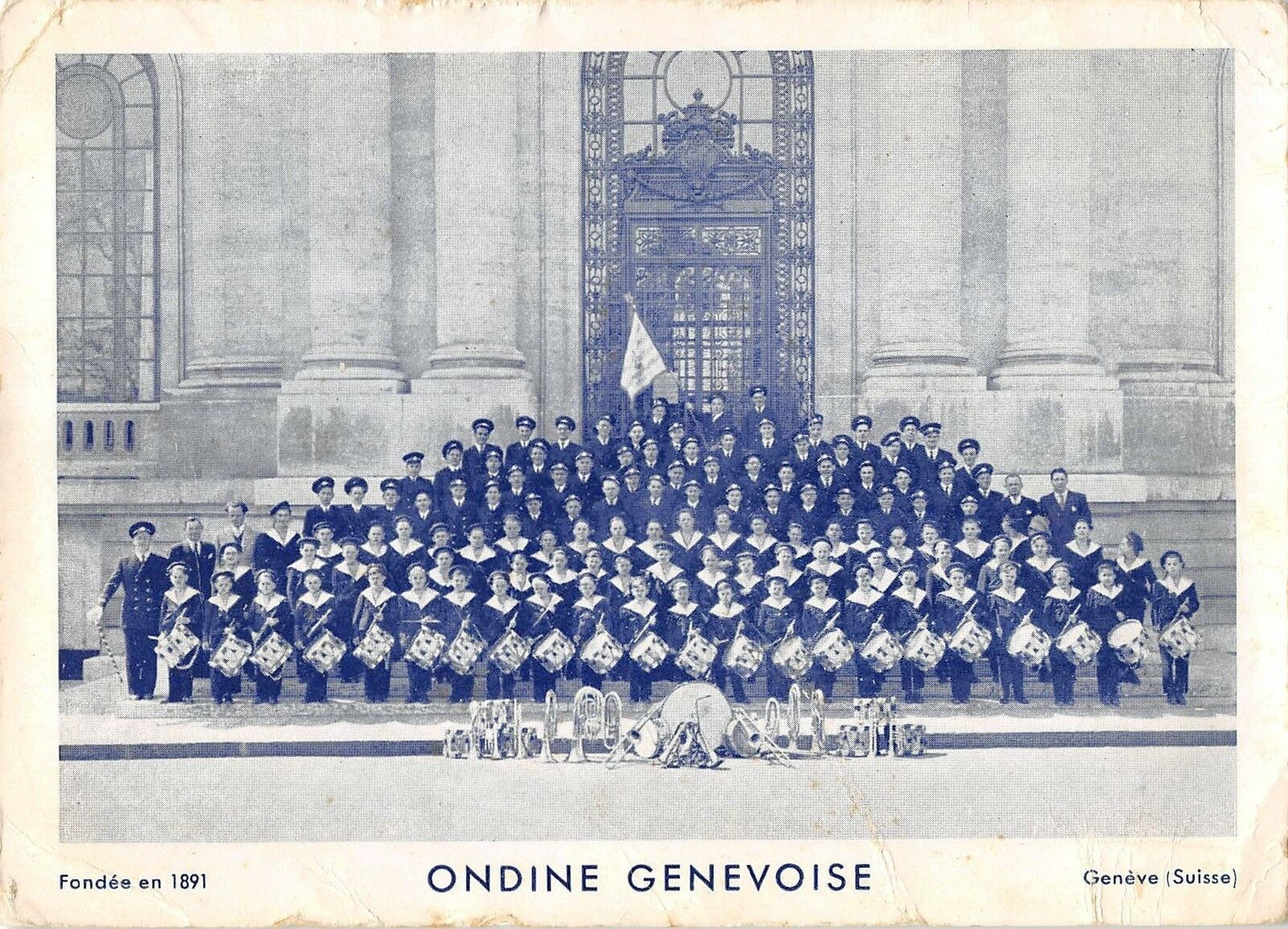 BT15270 Ondine Genevoise geneve            Switzerland