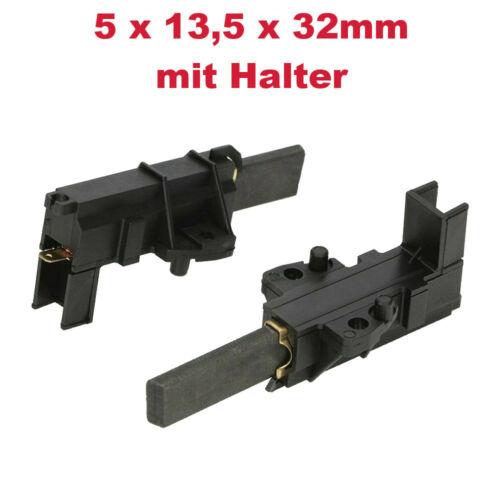 2x Schleifkohle Kohlestifte für Bauknecht WA9431E//WS WA9437WS-D WA9440//1WS-NL