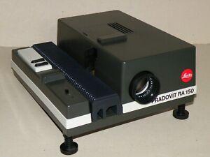 DIAPROJEKTOR-LEITZ-PRADOVIT-RA150-mit-Colorplan-CF-2-5-90-Leica-RA-150