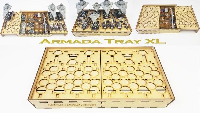 Bandeja de torneo aramda Deluxe XL