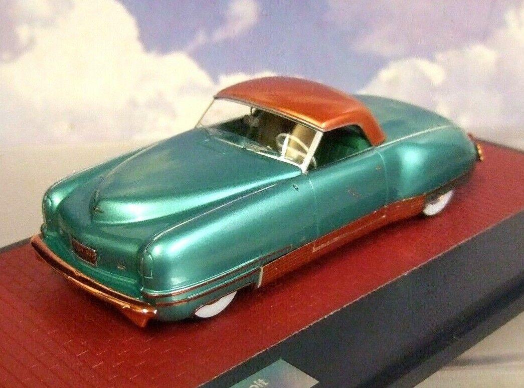 Matriz 1   43 resina, barón Chrysler, 1941 sellado MX 20303 - 032