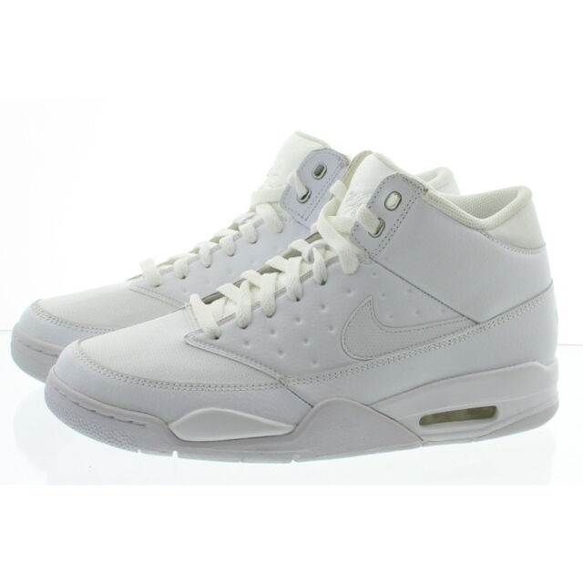 Nike 414967 Men's Air Flight Classic Mid Top Basketball Shoe Sneakers