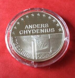 Finlande - Magnifique  10 €  Argent 2003  Proof - Chydenius