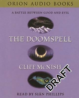 The Doomspell Trilogy: The Doomspell: Book 1, McNish, Cliff, Very Good Book