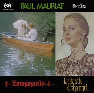 PAUL MAURIAT • Emmanuelle & Fantastic 4 Channel [SACD Hybrid Multi-channel]
