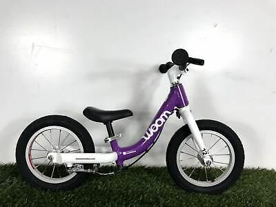 """woom 2 Showroom Model 14/"""" Pedal Bike"""