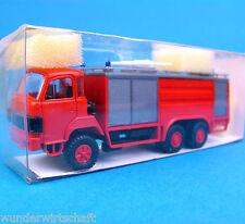 Roskopf H0 424 SAURER D 330 TLF Rosenbauer Feuerwehr OVP HO 1:87 RMM