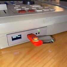 HxC Floppy Emulator With OLED Screen (Akai MPC 2000XL) + Free 4GB USB Drive