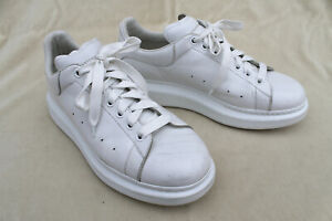 Details about Alexander McQueen Oversized Sneakers 441631 US 12.5 UK 11.5  EUR 45.5 Men's Shoes