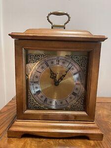Vintage Howard Miller 612-588 Mantel Clock with Westminster Chimes