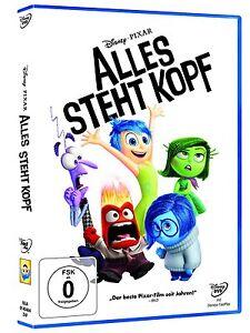 Alles-steht-Kopf-2016-DVD-NEU-OVP-Walt-Disney-amp-Pixar