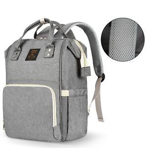 Diaper-Bag-Backpack-Multifunction-Travel-Back-Pack-Maternity-Baby-Bag-Anti-Wat