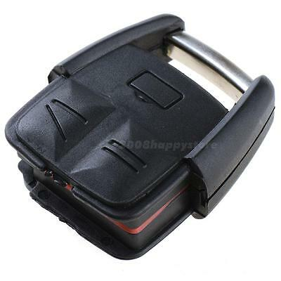 Remote Key Fob case shell For Vauxhall OPEL Vectra 3 button Card Case HYSG