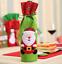Red-Wine-Bottle-Cover-Bags-Christmas-Decor-Snowman-Santa-Claus-Party-Xmas thumbnail 10