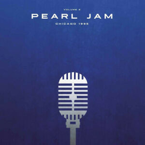 Chicago-1995-Volume-2-by-Pearl-Jam
