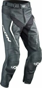 Ixon-Fighter-Leather-Motorcycle-Pants