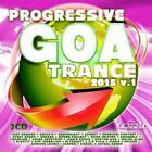 Progressive Goa Trance 2015 von Various Artists (2015)