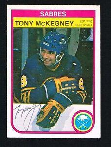 Tony-McKegney-29-signed-autograph-auto-1982-83-O-Pee-Chee-Hockey-Card