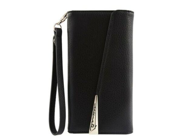 Case-Mate Folio Wristlet Case For Samsung Galaxy S8 - Black - BRAND NEW