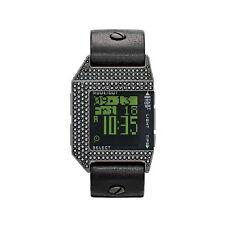 Diesel DZ7280 Tiptronic Digital Limited Edition Black Swarovski Watch BRAND NEW