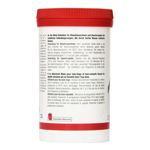 Miele Decalcificante odore Stampo servizio Lavatrice Lavastoviglie Pulizia Polvere 3PK