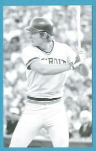 Jason Thompson Detroit Tigers Vintage Baseball Postcard PP00526