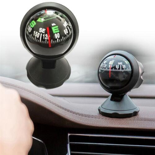 Dashboard Dash Mount Navigation Compass Ball Car Boat Truck Suction Black R D/_N