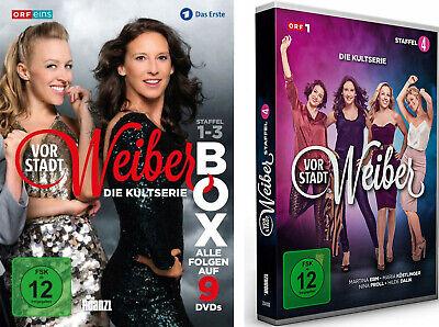 12 Dvds Vorstadtweiber Staffel 1 3 Box Staffel 4 Im Set Neu Ovp Ebay