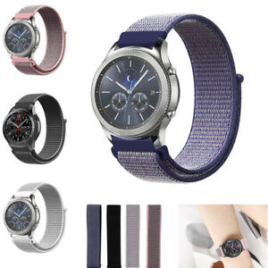 For-Samsung-Gear-S3-Frontier-Classic-Nylon-Woven-Sport-Strap-Bracelet-Watch-Band
