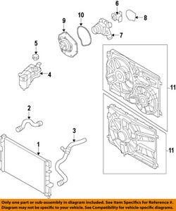 volvo oem 11 18 s60 engine cooling fan motor 31686806 ebay volvo door parts diagram image is loading volvo oem 11 18 s60 engine cooling fan