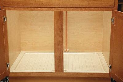 Rev A Shelf Sbdt 3336 A 1 Almond Under Sink Drip Tray For